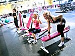 Optima Health & Fitness Safety Beach Gym Fitness Fully equipped ladies only gym.