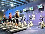 Optima Health & Fitness Moorooduc Gym Fitness 2 separate cardio areas in