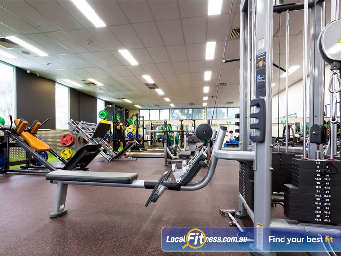 Reservoir Leisure Centre Gym Epping  | Enjoy an effective stretch with our range of