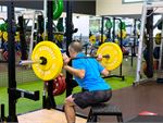 A wide variety of strength training at the