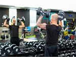 Reservoir Leisure Centre Thomastown Gym Fitness Plenty of free-weights for your