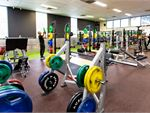 Our spacious Reservoir gym.