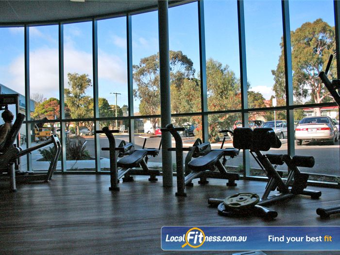 Reservoir Leisure Centre Reservoir Gym Fitness Our range of ab machines with
