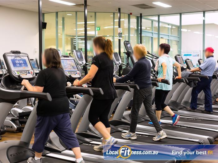 Reservoir Leisure Centre Kingsbury Gym Fitness A full range of the latest