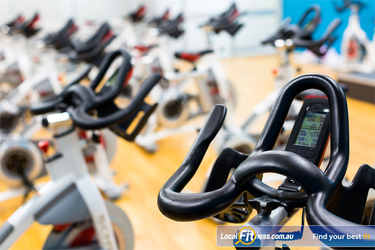 Reservoir Leisure Centre Near Thomastown Popular Reservoir cycle group fitness classes running daily.