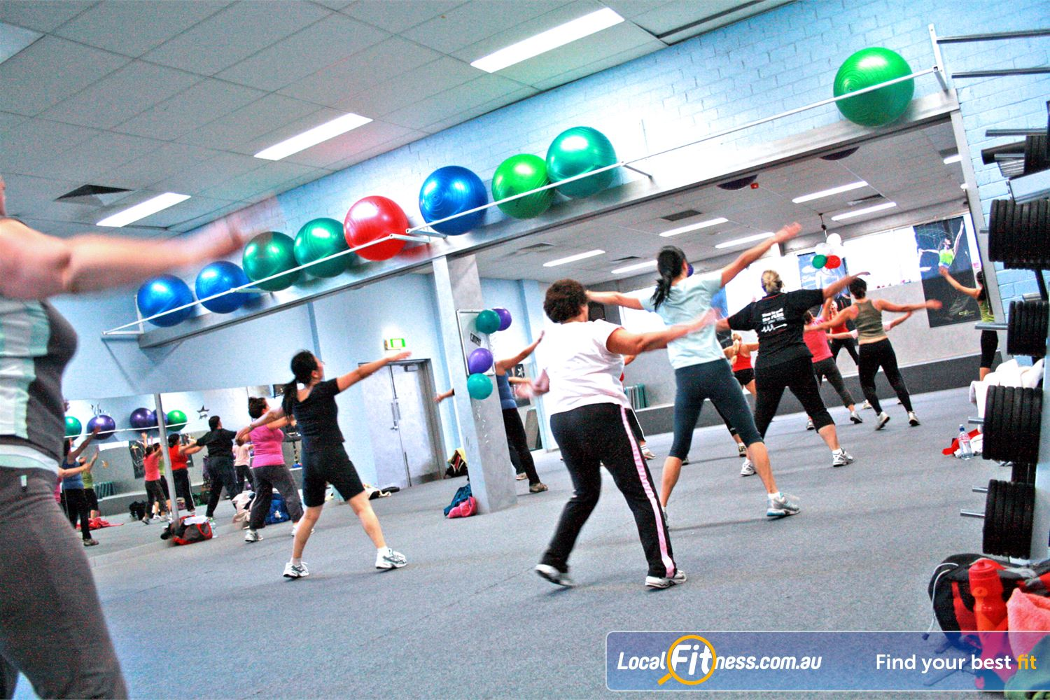 Reservoir Leisure Centre Near Heidelberg Rgh Enjoy the many Reservoir group fitness classes running daily.