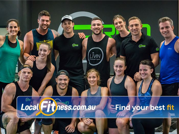 12 Round Fitness Gym Robina  | Our Palm Beach gym team a ready to