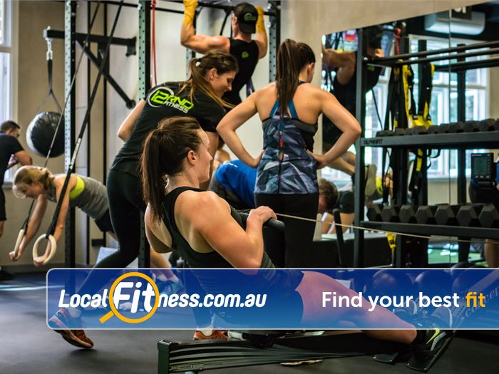 12 Round Fitness Gym Mermaid Waters    A new dynamic program every session keeps things