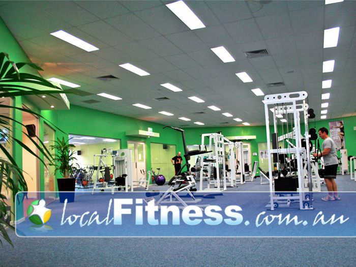 Lime Health & Fitness Carrum Downs Fresh and spacious gym floor in Carrum Downs.