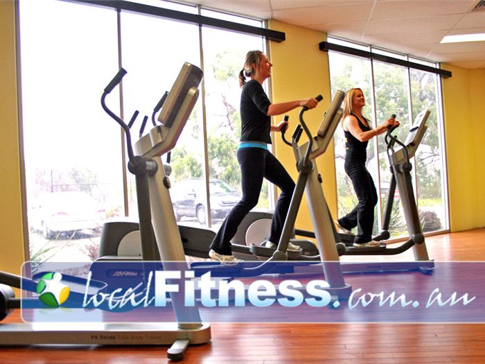 Lime Health & Fitness Carrum Downs State of the art cardio equipment.
