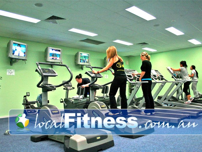 Lime Health & Fitness Near Cranbourne West Private women's only cardio training in Carrum Downs.