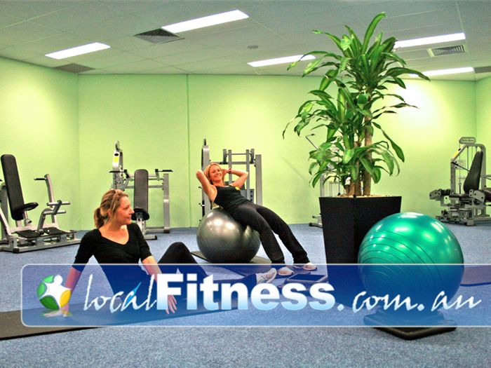 Lime Health & Fitness Near Lyndhurst Workout in a comfortable ladies only gym training environment.