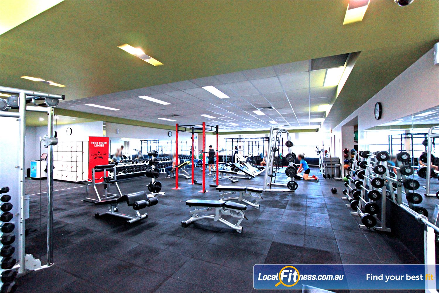Casey Arc Narre Warren Welcome the the state of the art Narren Warren gym at Casey ARC.