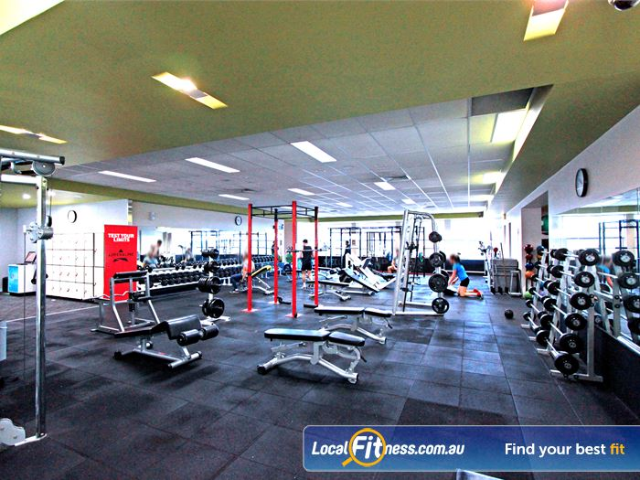 Casey Arc Gym Sherbrooke  | Welcome the the state of the art Narren