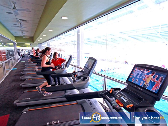Casey Arc Gym Belgrave  | The best cardio views in the south east