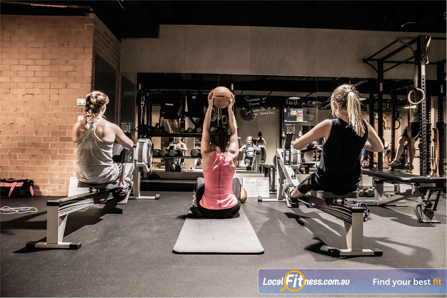 12 Round Fitness Gym Port Melbourne 12 Rounds Fitness Port