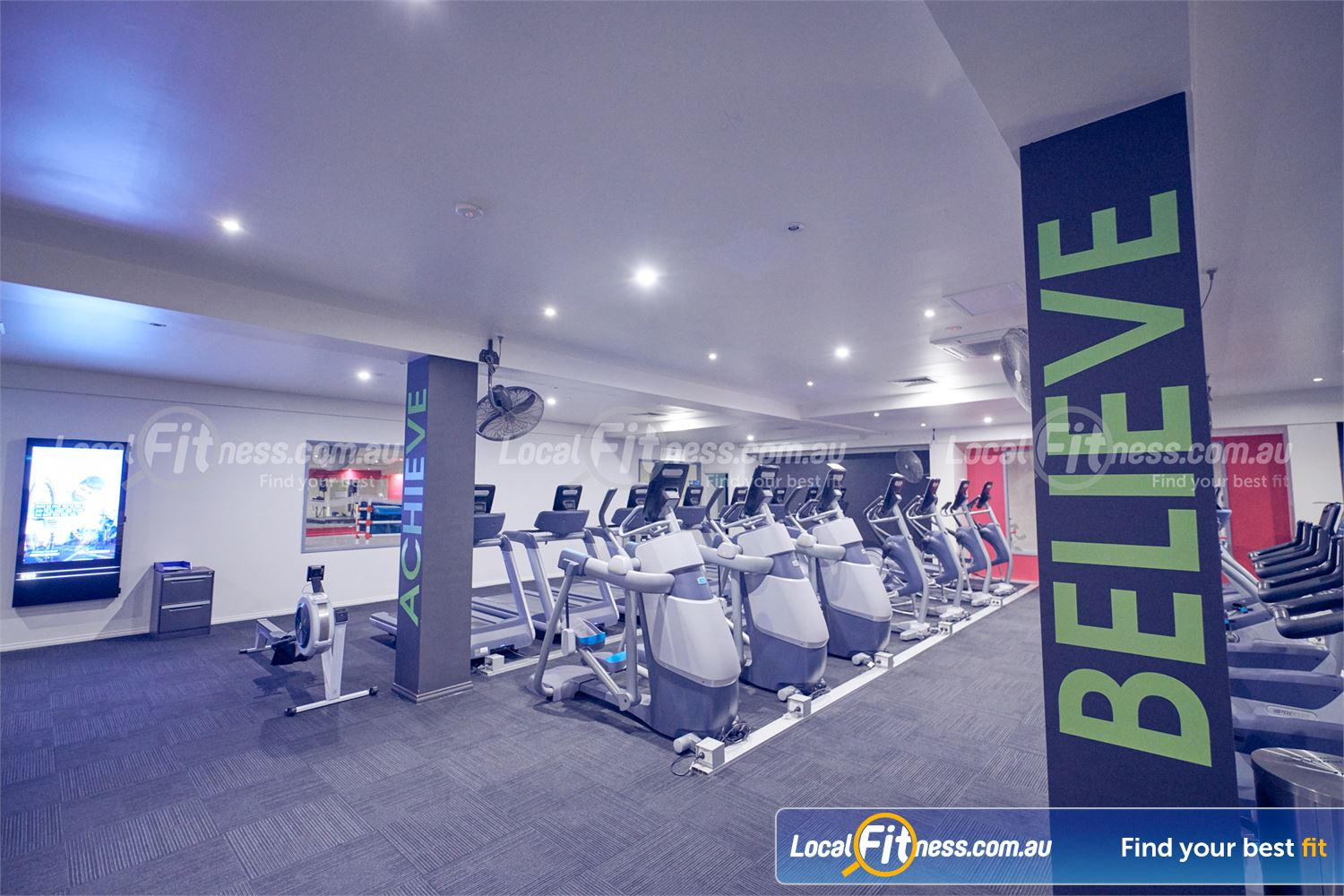 Fernwood Fitness Near Doncaster Our Fernwood Bulleen 24 hour gym is open around the clock. 24 hours a day.