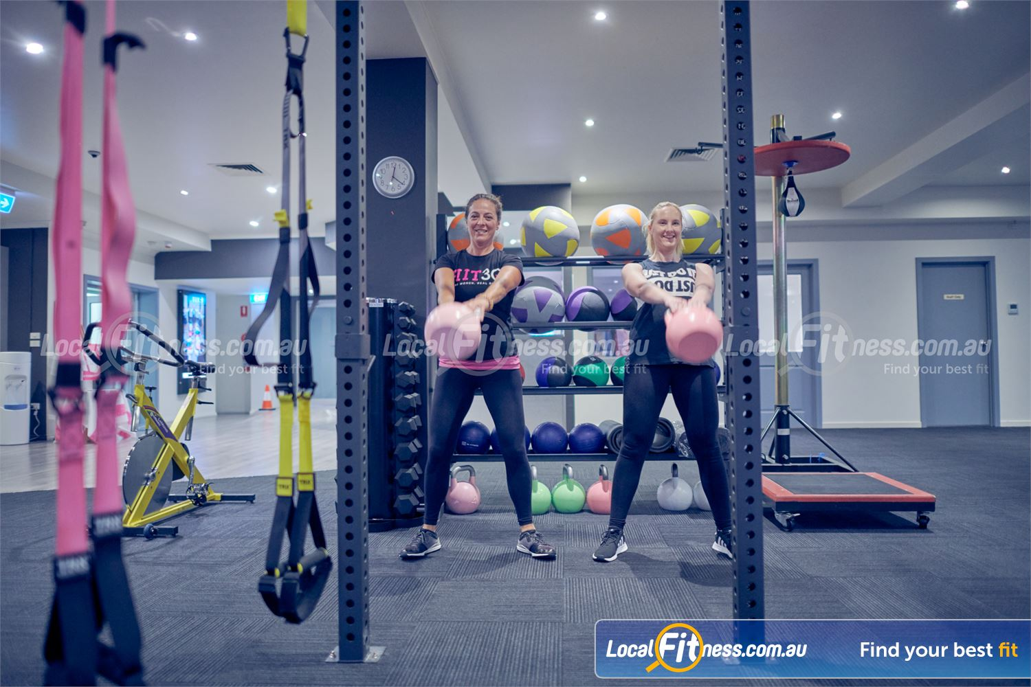 Fernwood Fitness Near Doncaster Our Fernwood Bulleen team are ready to cater for all women's needs.