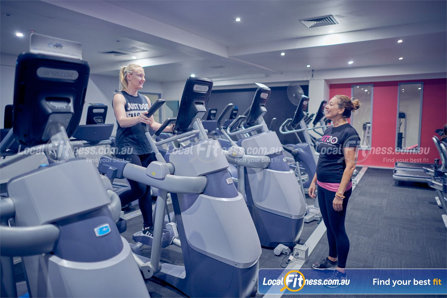 Fernwood Fitness Bulleen Our Bulleen gym team can help you with your weight-loss and cardio goals.