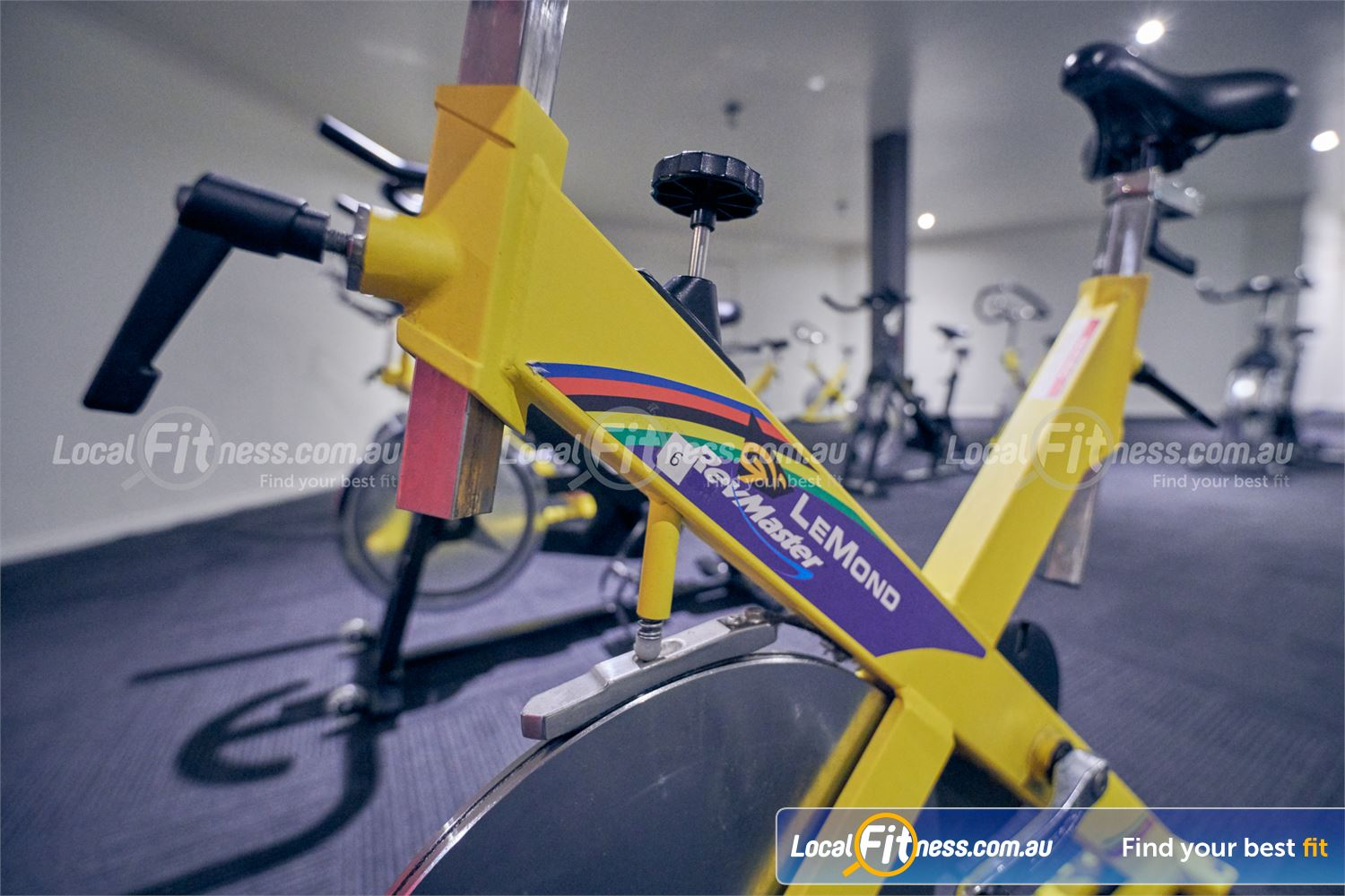 Fernwood Fitness Bulleen Our Bulleen cycle studio uses state of the art Stages cycle bikes.