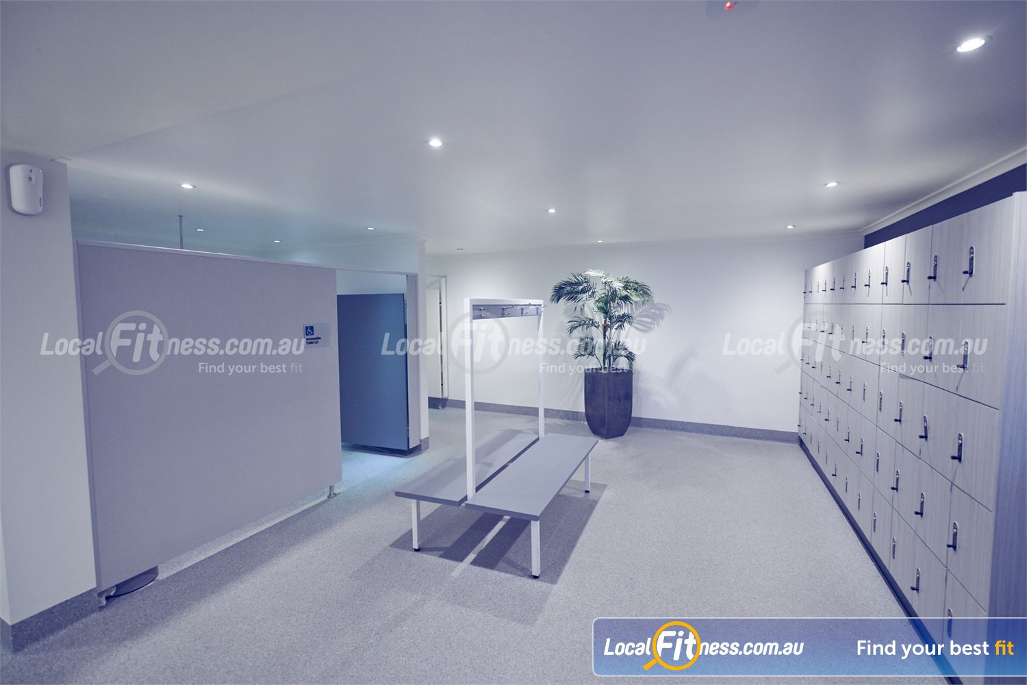 Fernwood Fitness Bulleen Our exclusive change rooms provide a Relaxing women's sanctuary.