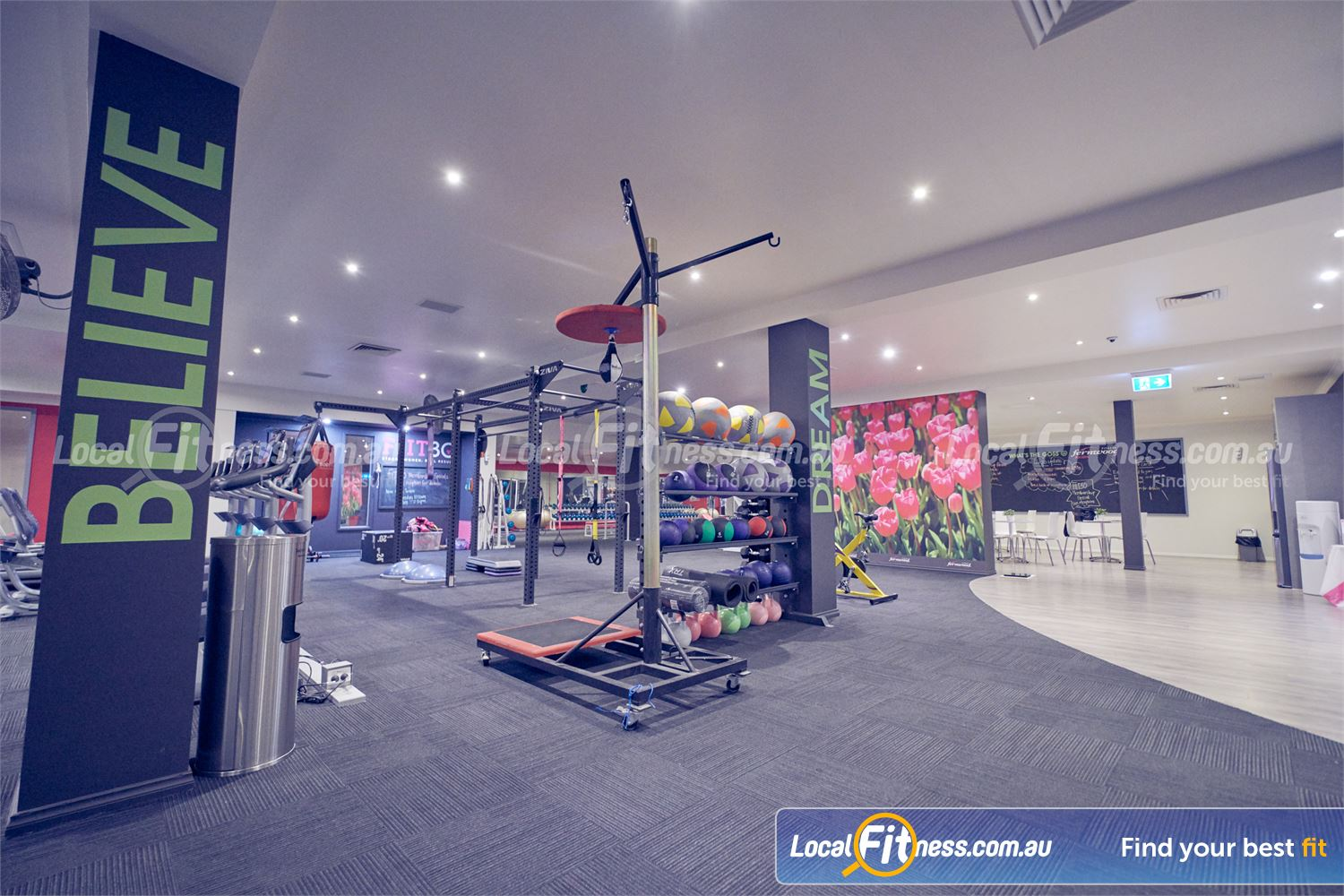 Fernwood Fitness Bulleen At Fernwood Bulleen, our 2 level facility is more than just a gym!