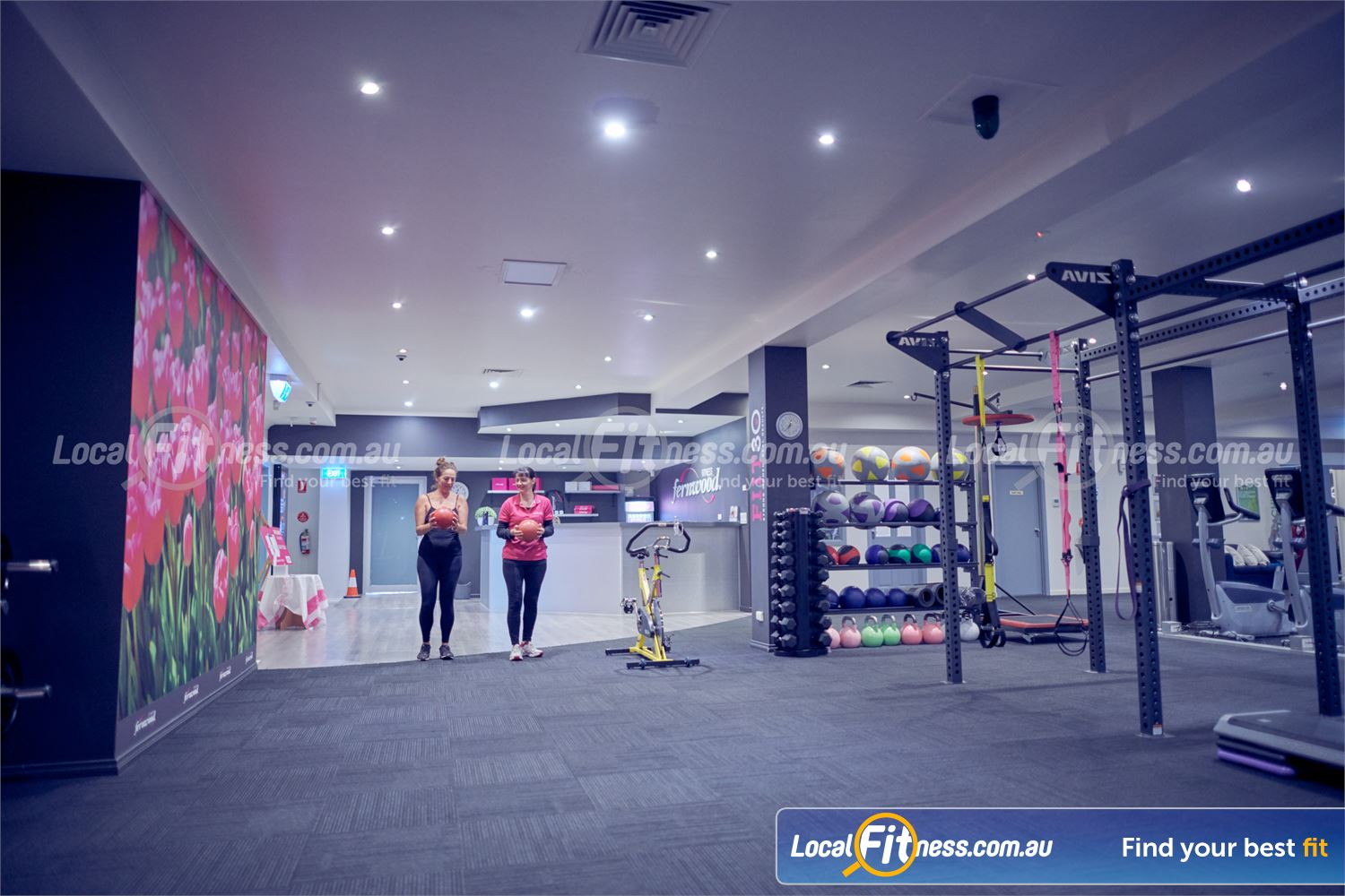 Fernwood Fitness Near Doncaster Our fully equipped facility provides 24 hour Bulleen gym access.