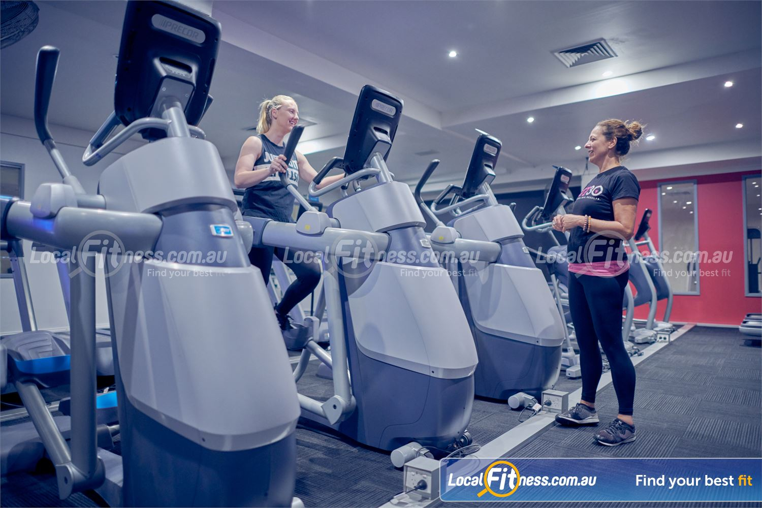 Fernwood Fitness Bulleen Our Bulleen gym team can help you reach your cardio and weight-loss goals.