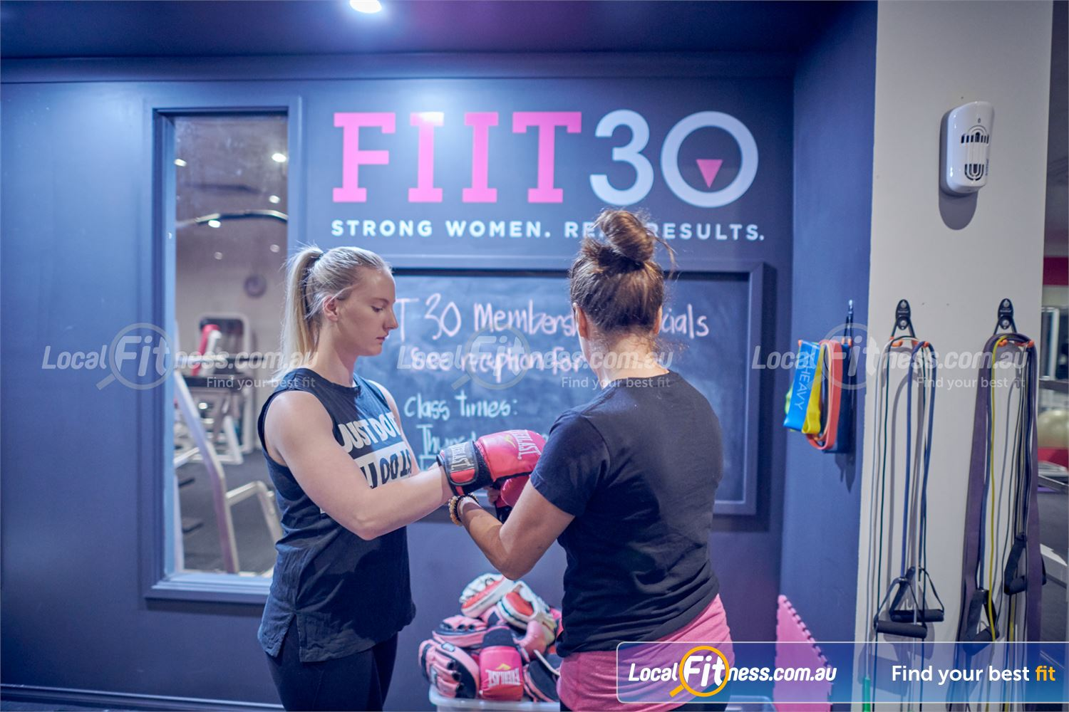 Fernwood Fitness Bulleen Fernwood FIIT 30 in Bulleen build strong women with real results.