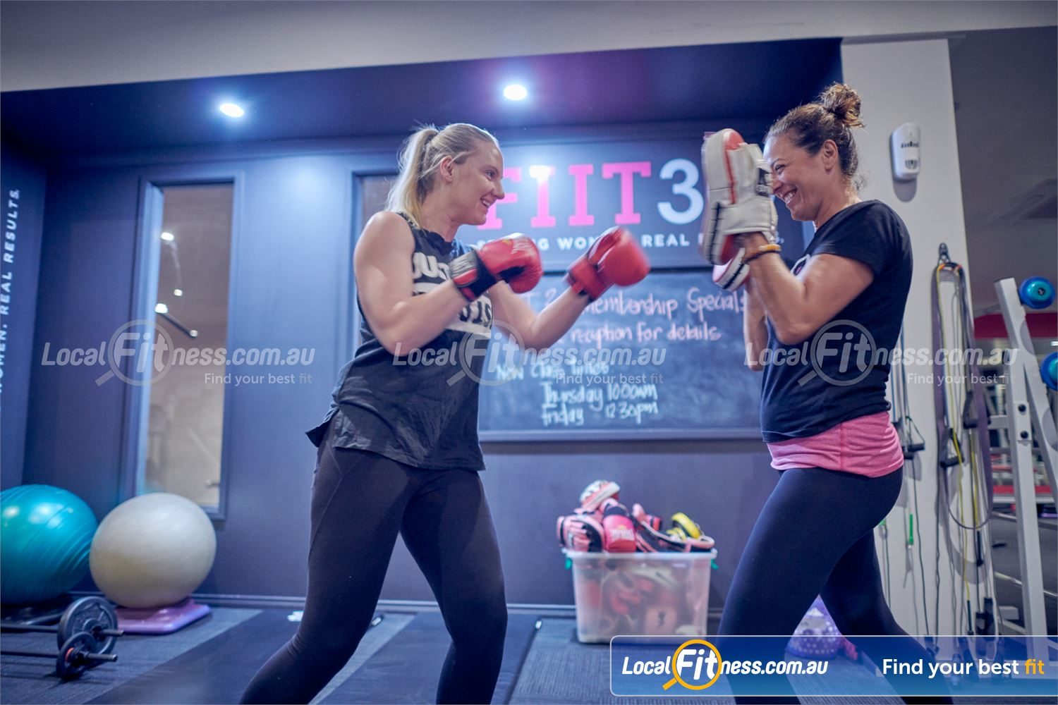 Fernwood Fitness Near Templestowe Lower Get fitter, leaner and stronger with Fernwood FIIT30.