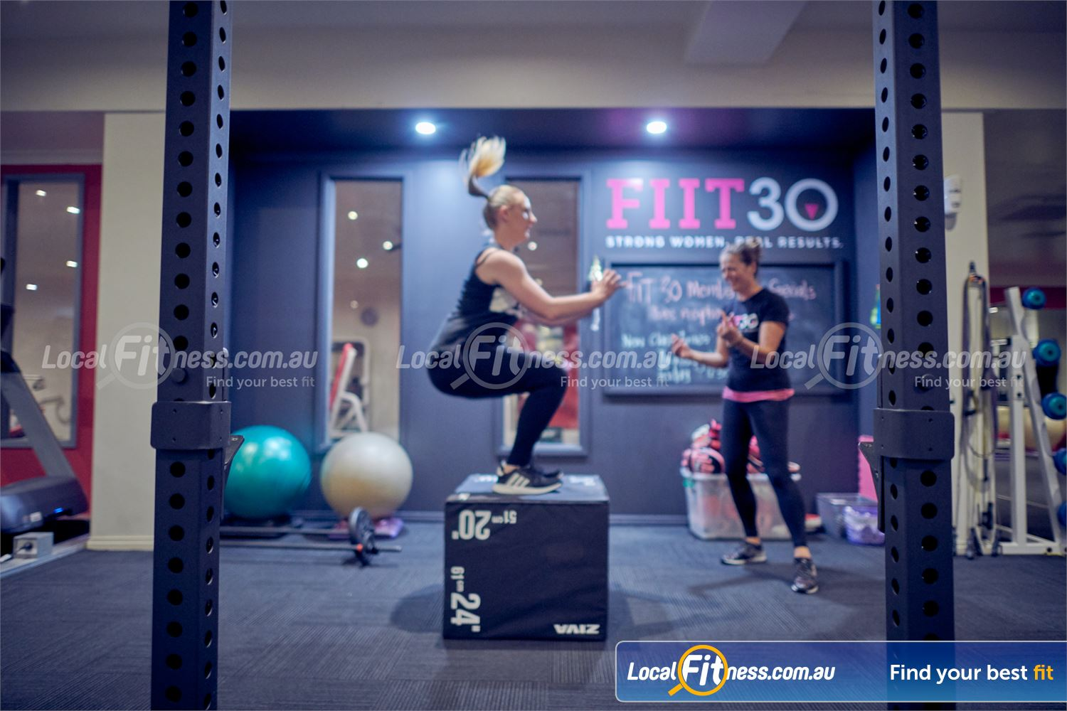 Fernwood Fitness Near Doncaster Train day or night at Fernwood Bulleen 24.7 gym.