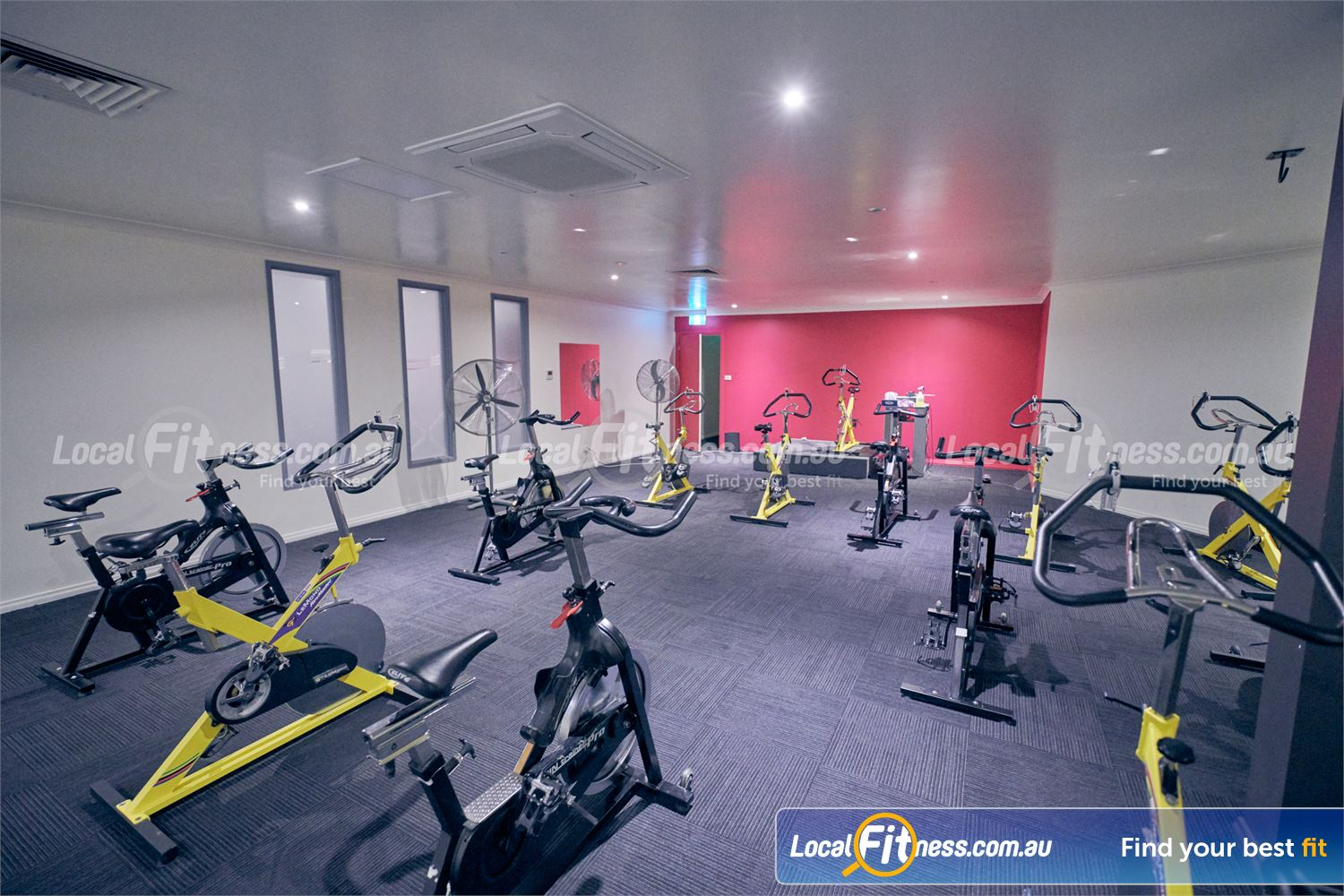 Fernwood Fitness Bulleen Our dedicated Bulleen cycle studio provides women only cycle classes.