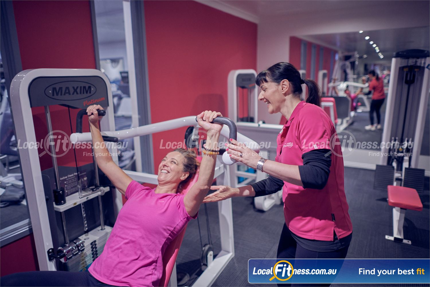 Fernwood Fitness Bulleen Our Bulleen gym team create programs specifically for womens needs.