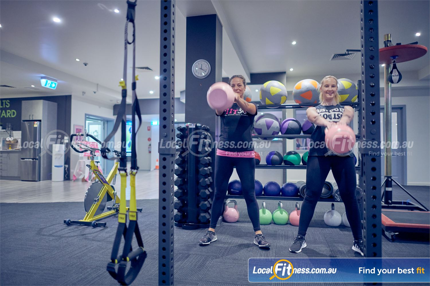 Fernwood Fitness Bulleen Enjoy a strength session designed for women in Bulleen.