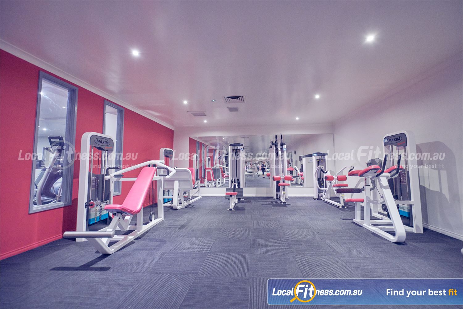 Fernwood Fitness Bulleen The fully equipped Fernwood Bulleen gym is open around the clock 24/7.