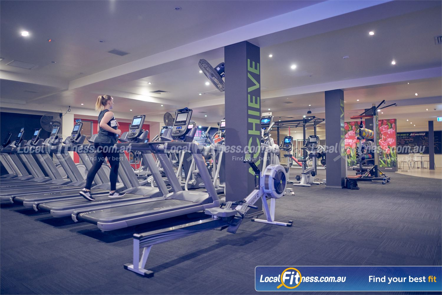 Fernwood Fitness Bulleen Calling all women night owls and early birds with 24 hour Bulleen gym access.