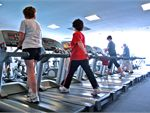 Monash Aquatic & Recreation Centre Blackburn South Gym CardioPlenty of equipment so you don't