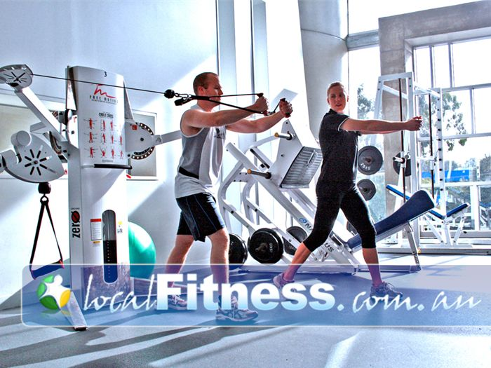Monash Aquatic & Recreation Centre Gym Nunawading  | Glen Waverley personal trainers will work with you