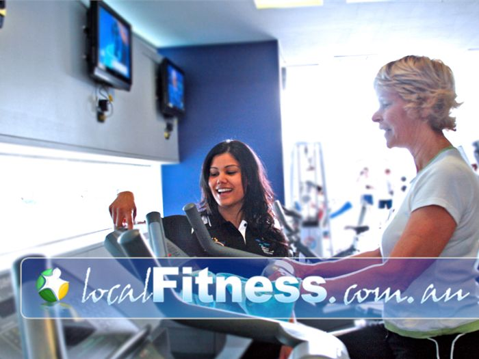 Monash Aquatic & Recreation Centre Gym Box Hill South  | Our friendly team of trainers will help you