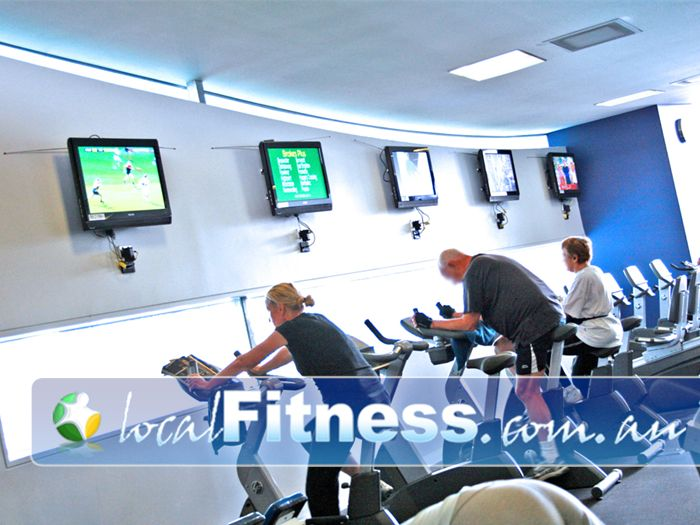 Monash Aquatic & Recreation Centre Notting Hill Gym Fitness Tune into your favourite shows