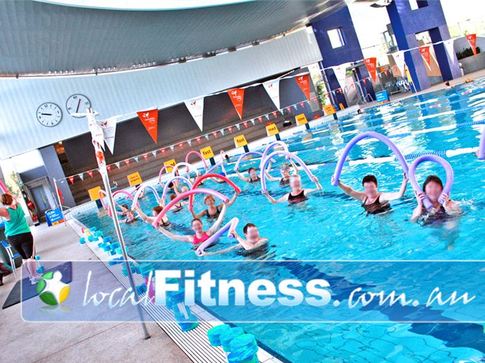 Monash Aquatic & Recreation Centre Near Wheelers Hill Get involved with Glen Waverley aquatic classes.