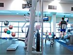 Our Clayton gym has perfect views overlooking the