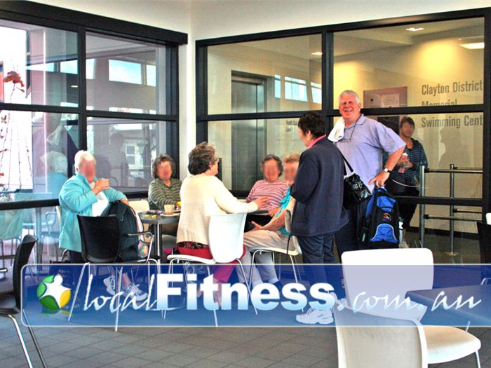 Clayton Aquatics & Health Club Clayton Gym Fitness A community feel at the Clayton