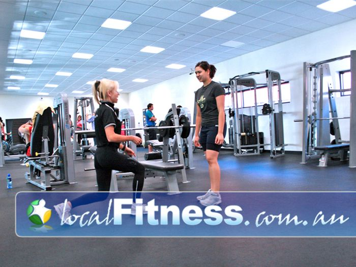 Clayton Aquatics & Health Club Near Notting Hill Clayton personal trainers are always on hand to help you.