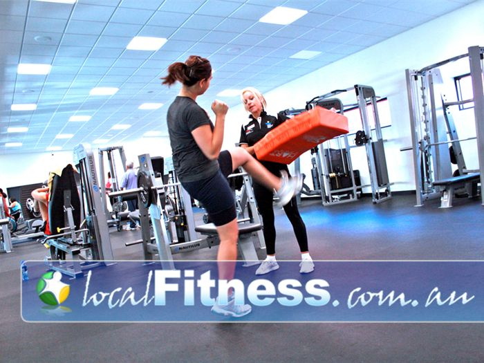 Clayton Aquatics & Health Club Clayton Clayton personal training will take you out of your comfort zone.