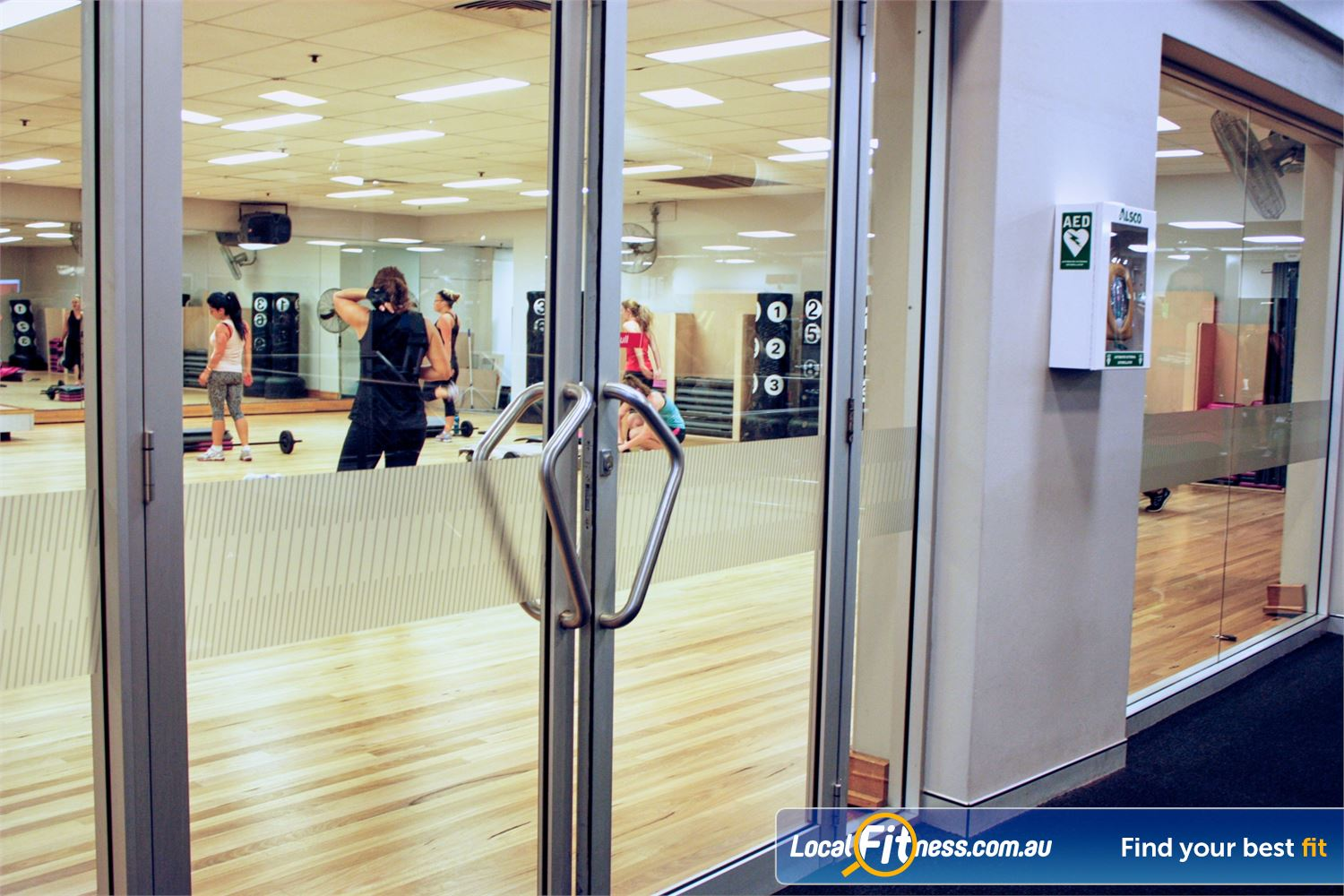 Fitness First Sylvania Over 100 classes per week inc. Sylvania Zumba, Les Mills, Yoga and more.
