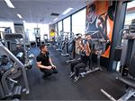 Goodlife Health Clubs Brooklyn Gym Fitness State of the art pin-loading