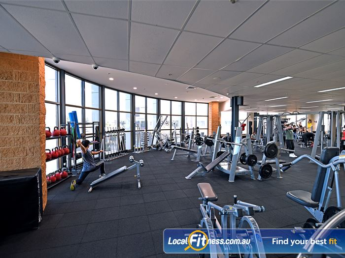 Goodlife Health Clubs Gym Laverton  | Time-efficient workouts with the Nautilus Expressway.