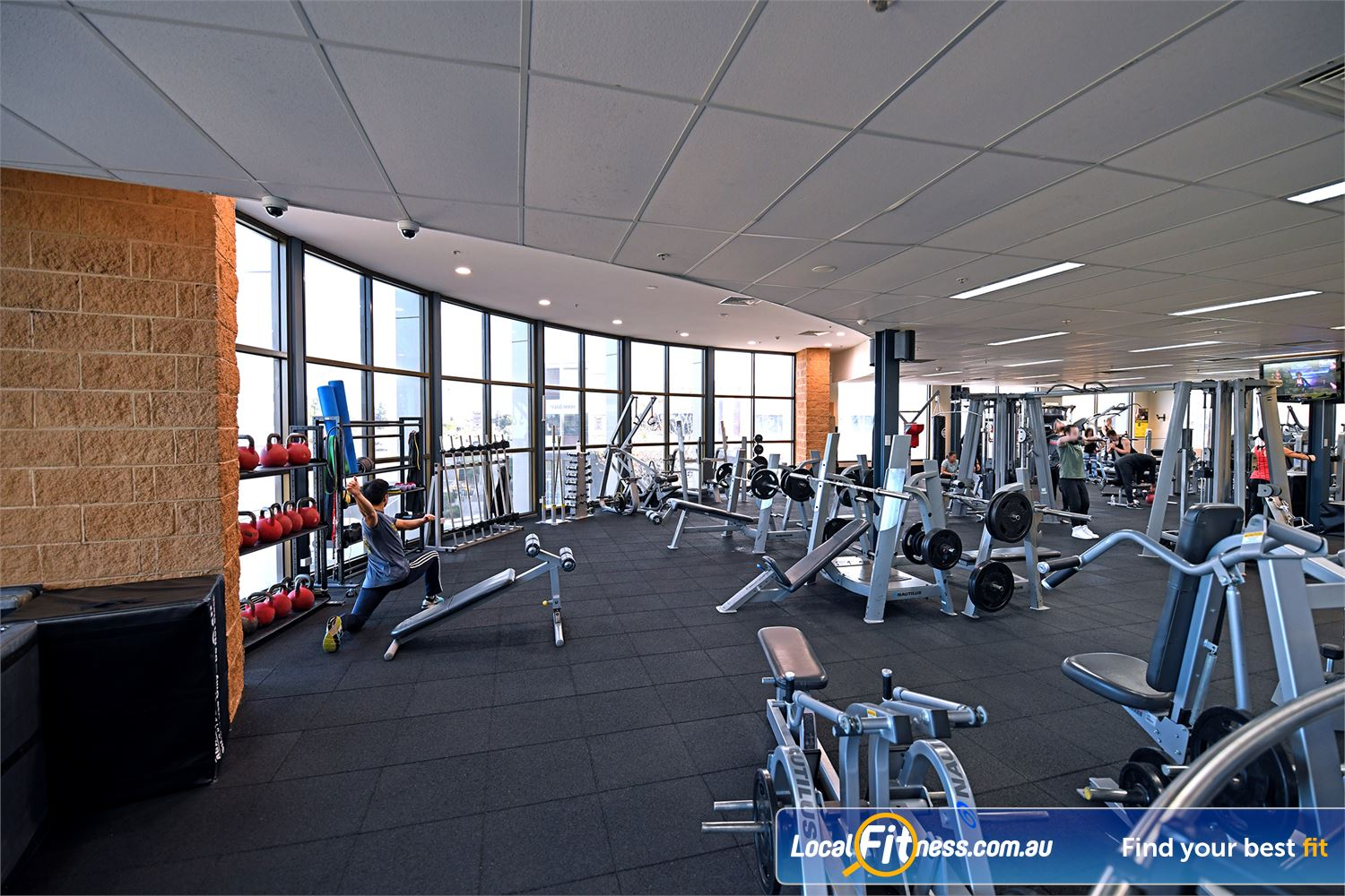 Goodlife Health Clubs Point Cook Welcome to our 24 hour Point Cook gym.
