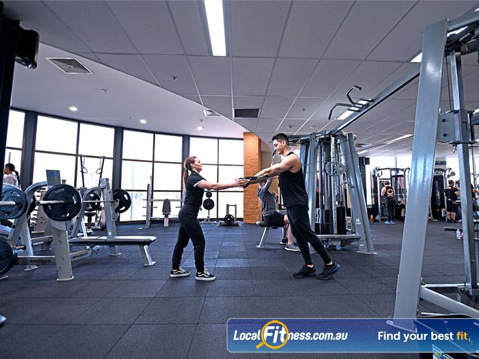 Goodlife Health Clubs Gym Point Cook  | Our Point Cook personal trainers will help you